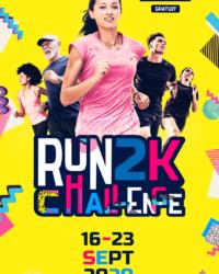 VitaSportS Run 2K Challenge 2020, Lac de Damville